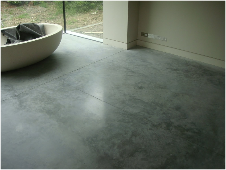 Scrapbook polished concrete floors renovating hagg leys for Polished concrete floors