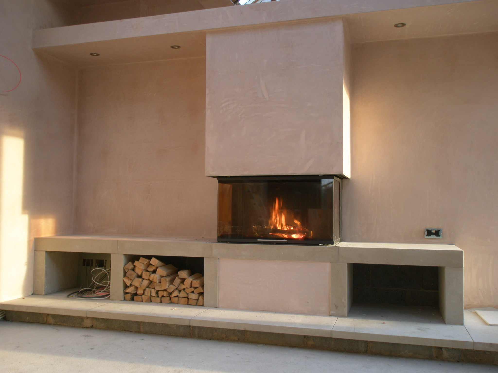 Wall fireplaces toronto 39 s best modern fireplaces store in for Electric fireplace wiki