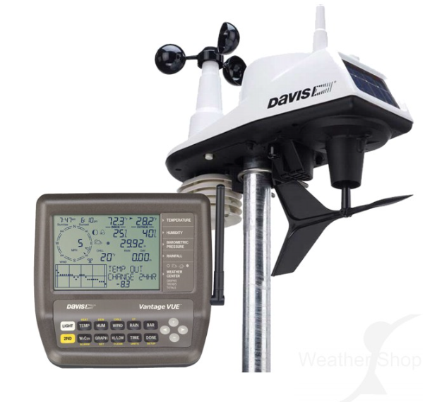 Having done a little bit of research, this seems to be the next logical step up in weather station. It comes with a 2 year warranty and given that our existing weather stations only seem to last about 12-18 months, this might be a really benefit. But it does come at a cost.
